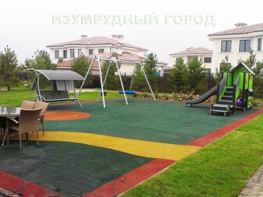 Мафы, детские площадки